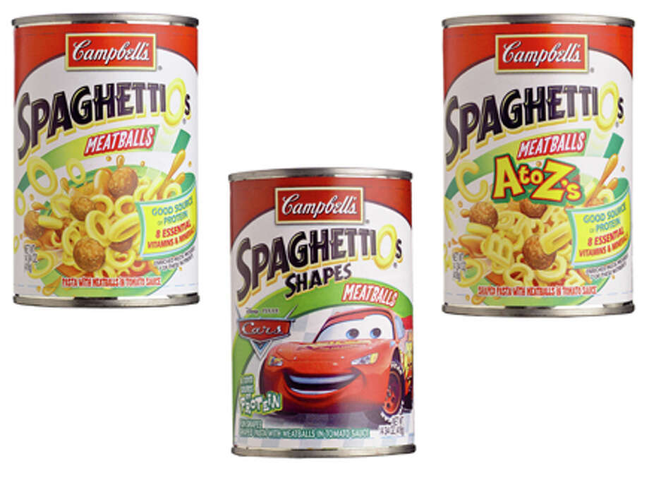 12a. Pop-top foods such as spaghetti or ravioli