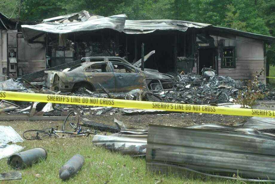 Silsbee resident and father of four Perry Leon Howard, Jr. died in a fire early Tuesday morning at his home just north of Village Creek. Beth Rankin/The Enterprise