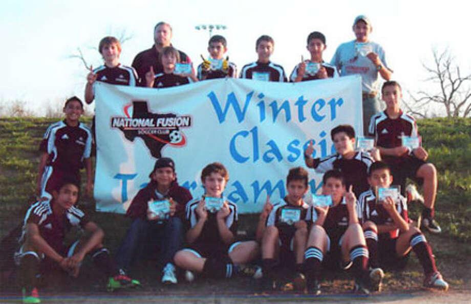 The Jasper Twisters U-13 team.