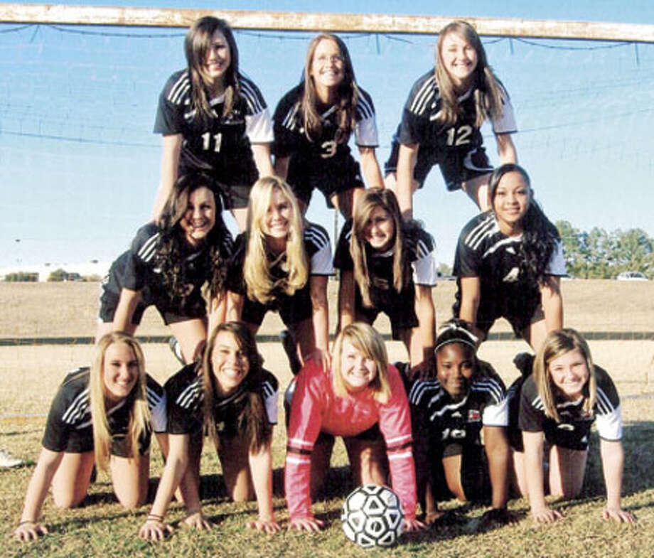 The 2009-10 Jasper varsity soccer squad.