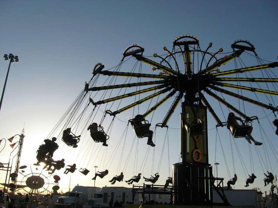 The South Texas State Fair runs through Sunday. Beth Rankin/The Enterprise