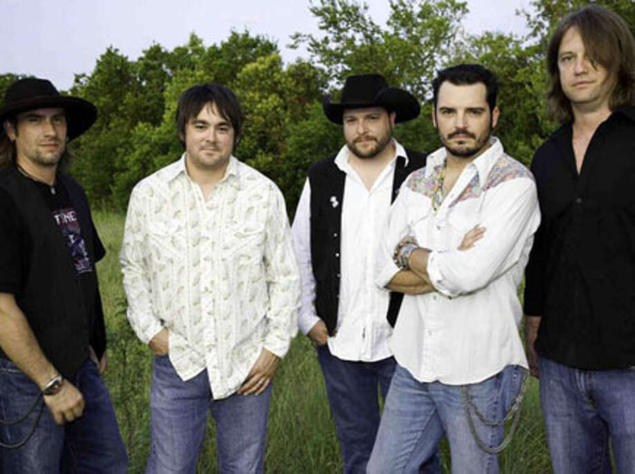 Reckless Kelly, a band originally out of Austin, will headline tonight's Hardin County Muddin' MusicFest. Photo provided by Reckless Kelly.