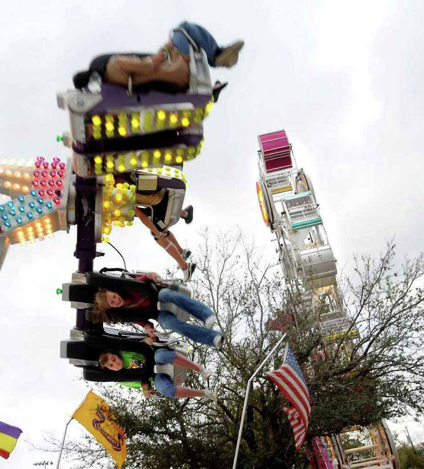 The Nederland Heritage Festival carnival will open today at 5 p.m. Enterprise file photo. / Beaumont