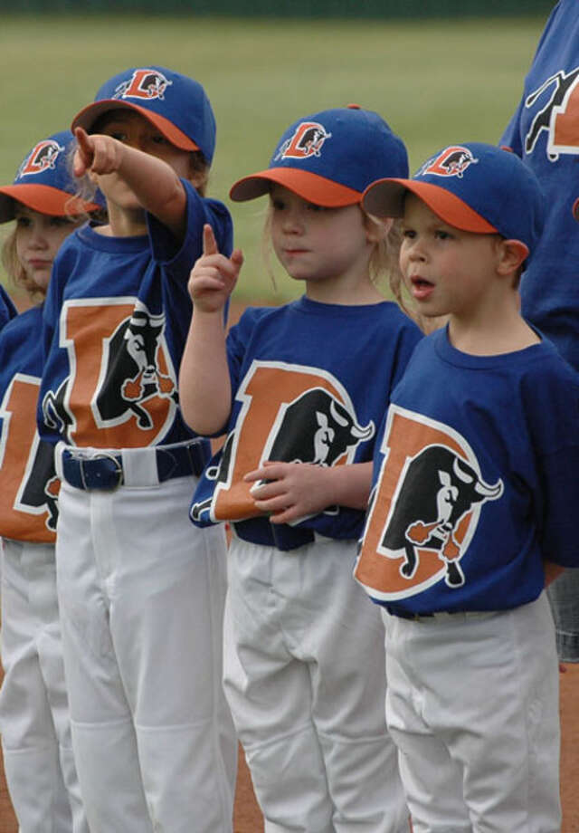 Opening day ceremonies for Jasper youth baseball were held Saturday, March 27.