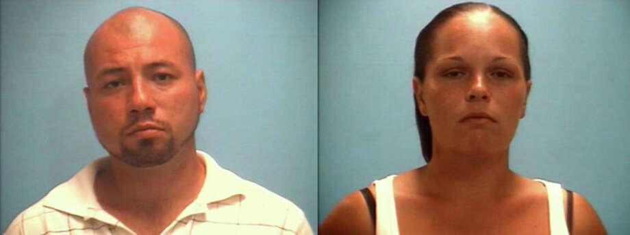 Roberto Vasquez and Jan Morris. Photos courtesy of Orange police