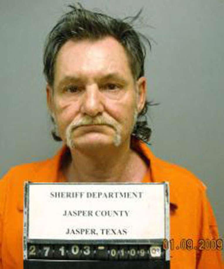 Thomas Van Hook, 56, when he was arrested in 2009.