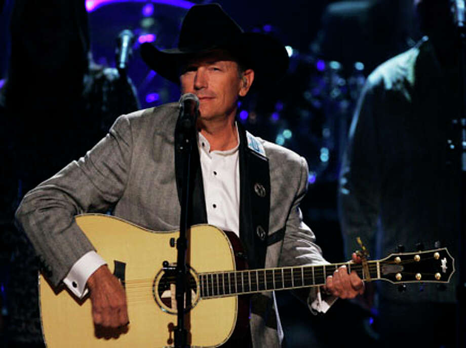 "Texas native George Strait stars in the latest ""Don't Mess with Texas"" ad campaign. AP file photo"