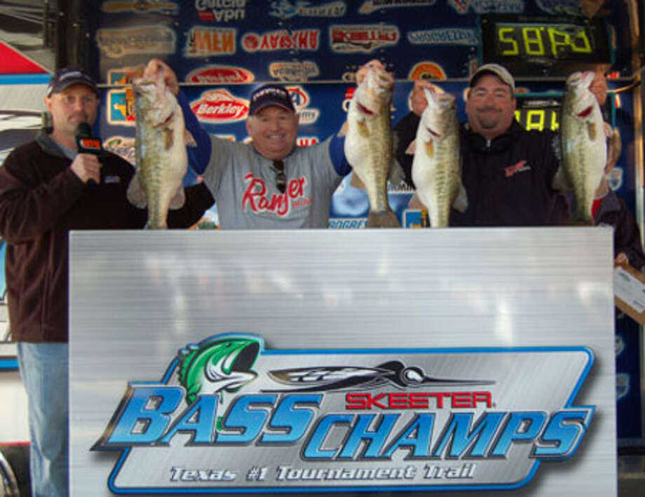 Chris and Rusty Harvey won the tournament with a commanding lead at 28.68 lbs. to win $20,000.
