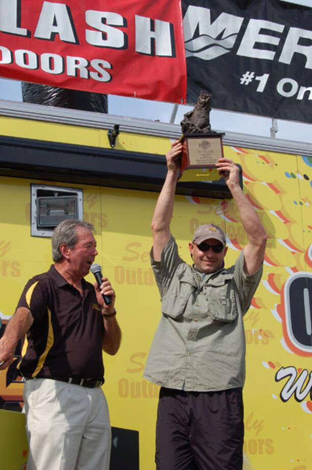 Brad Myers of Sulphur, La. Wins 26th Annual McDonald?s Big Bass Splash with 10.6 lb. catch.