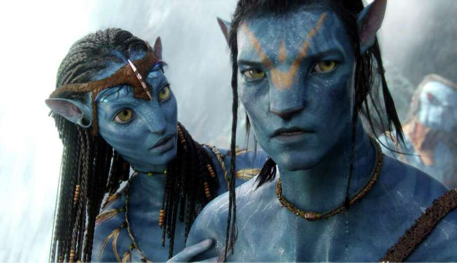 'Avatar,' seen here, is one of 10 movies nominated for the Oscar in 'Best Picture,' which will be awarded Sunday night on ABC.  The Associated Press / 20th Century Fox