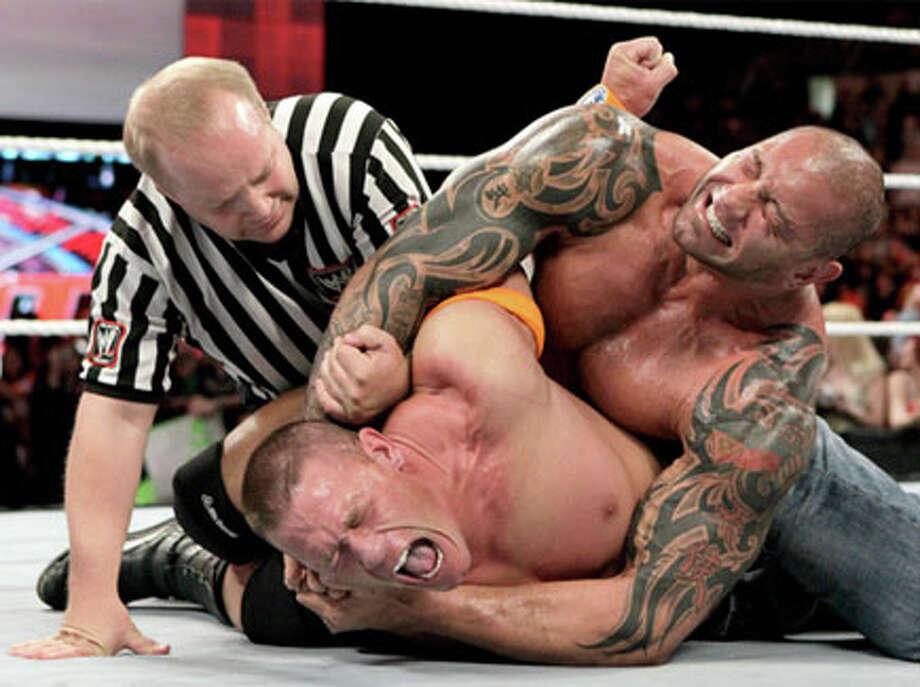 Photo courtesy of WWE Raw.