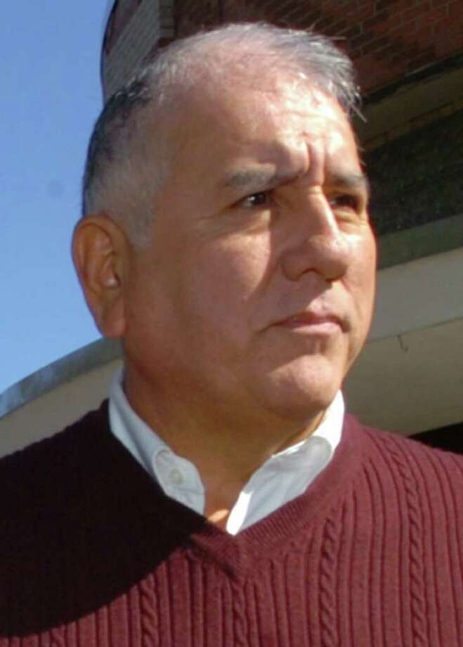 Roy Esquivel retired as principal of Port Neches-Groves High School in February 2007. Enterprie file photo / Beaumont