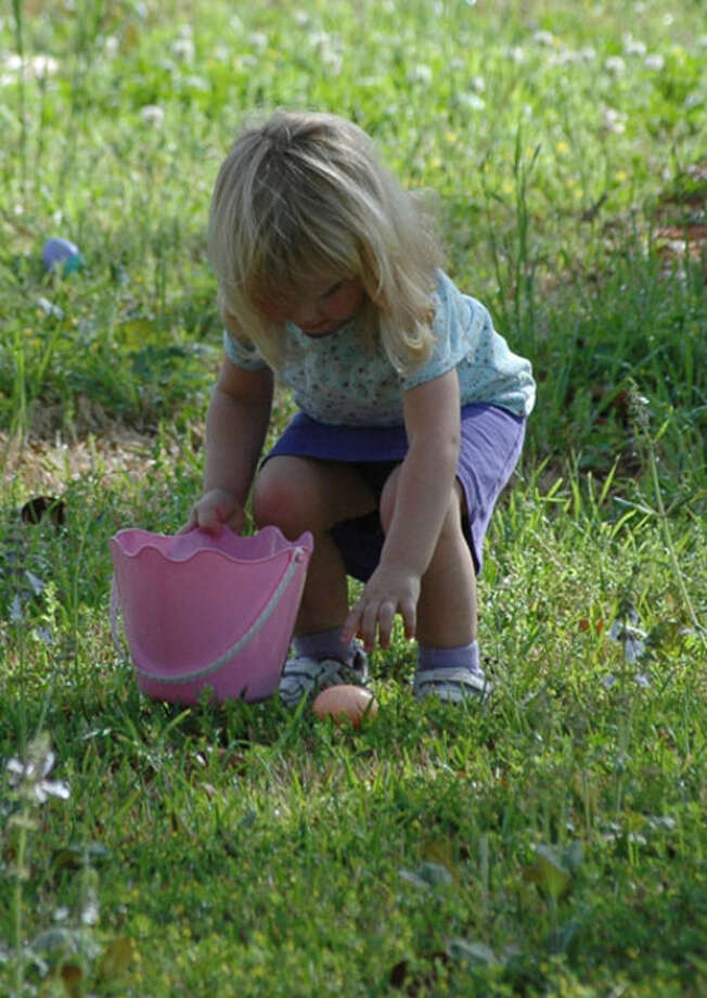The annual Easter egg hunt at the Jasper Kiwanis Park was held Saturday, April 3 as area children came out and searched for hidden prizes in Easter eggs.