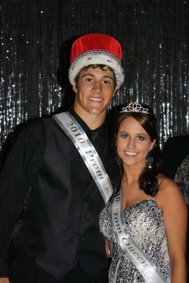 Sam Alvis and Caroline Kipp were named JHS Prom King and Queen for 2010