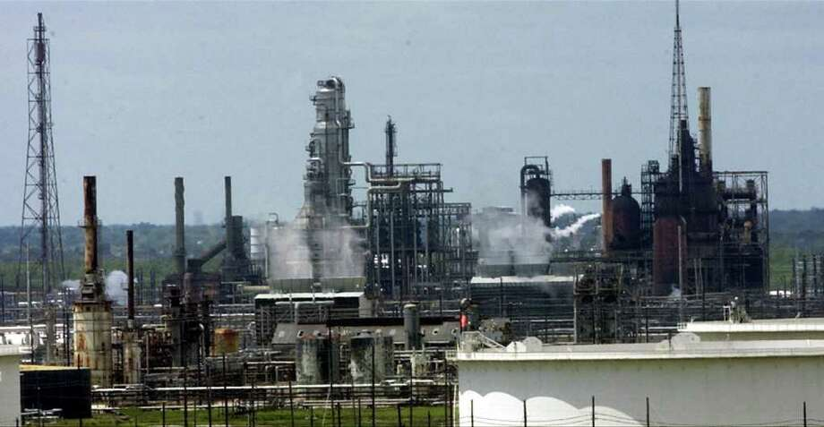 With the number of refinery and chemical plants in Southeast Texas, safety is a major concern. Guiseppe Barranco/The Enterprise / Beaumont
