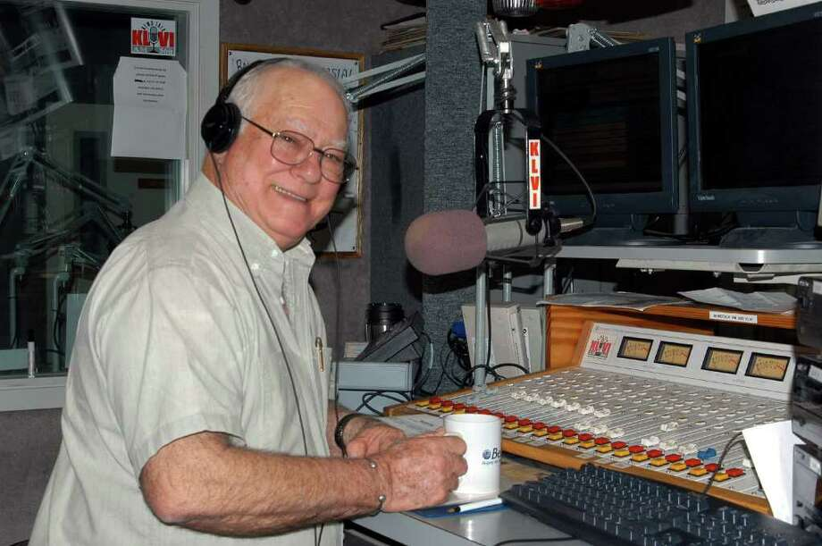 "John ""Tee Bruce"" Broussard was the man behind the Cajun music in SE Texas. Photo provided by Clear Channel Radio / Beaumont"