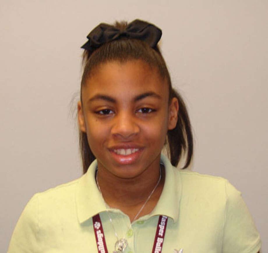 JJHS Student of the Week: Shakia Moran