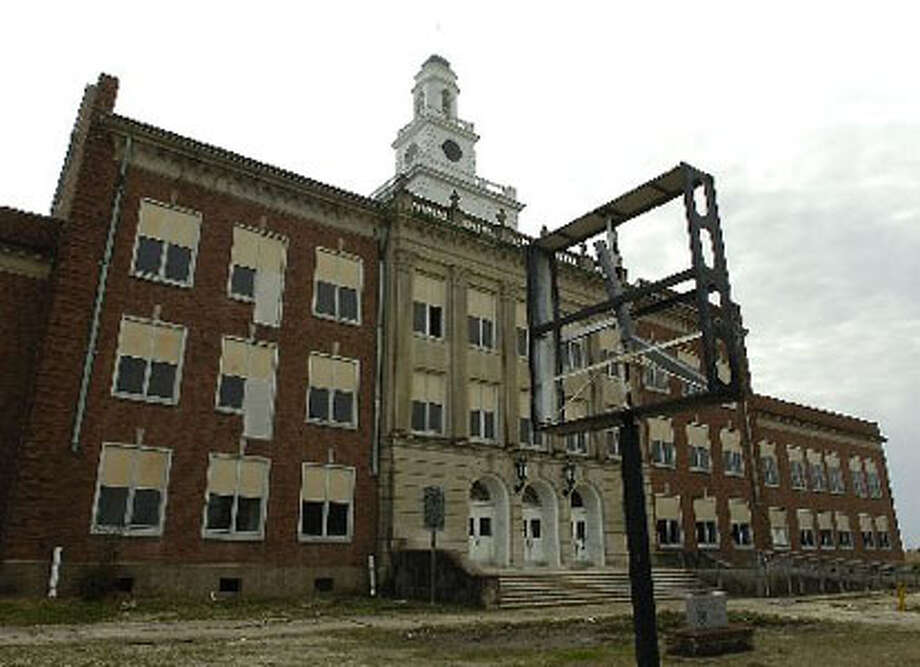 The Port Arthur ISD School Board voted on the $10 million to complete the  renovation on the former Woodrow Wilson Middle School campus in downtown Port Arthur. Dave Ryan/The Enterprise