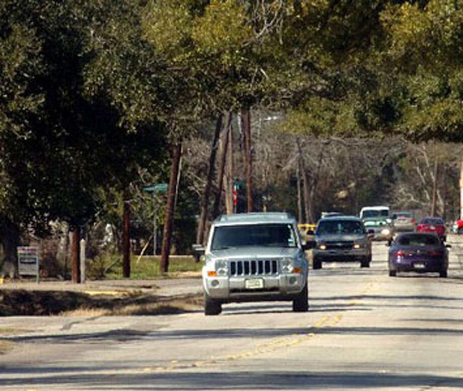 The Beaumont City Council is expected to approve one more land acquisisiton for the long-delayed Concord Road widening project between East Lucas and Texas 105. Pete Churton/The Enterprise