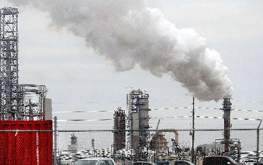 The Environmental Protection Agency announced stricter regulations Wednesday that could reduce emissions for area refineries. Guiseppe Barranco/The Enterprise