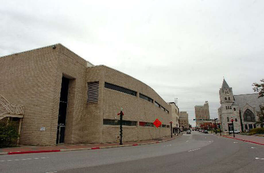 Jefferson County Commissioners will decide what to do with the building at 750 Pearl St. in Beaumont that was the site of the former Postal Encoding Center. Pete Churton/The Enterprise