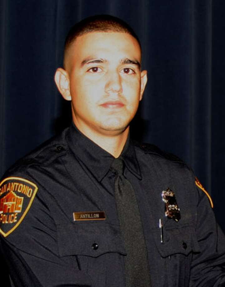 Officer Sergio Antillon: Graduated from the academy Aug. 20.