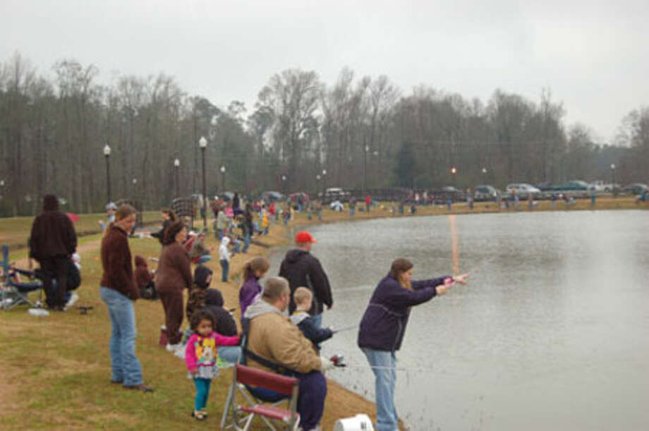 It was a great family event with parents, grandparents, aunts, uncles and friends all coming out for a day of fun together