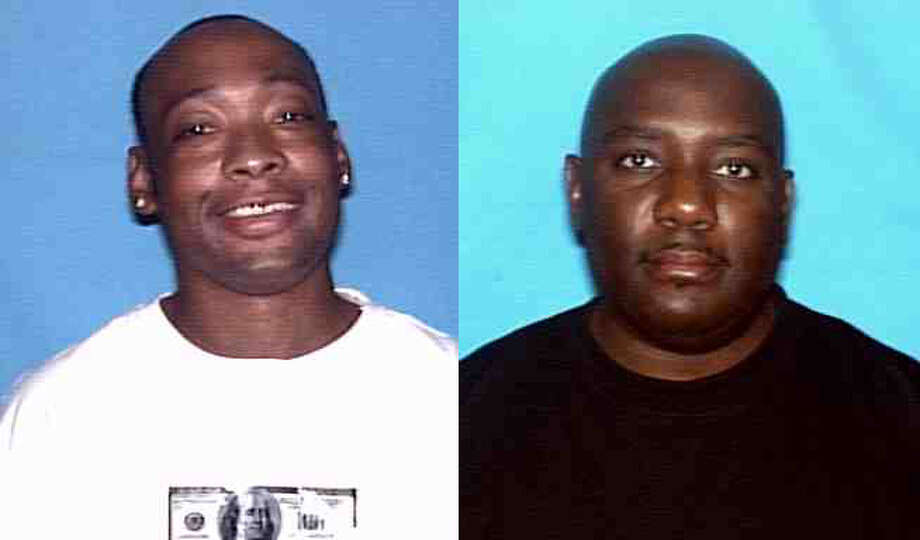 Jonathan Keith Roberts, left, and George McCoy Roberts. Photos courtesy of the Beaumont Police Department