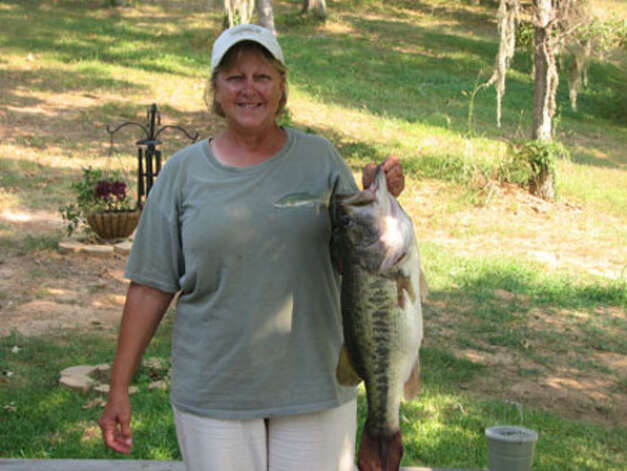 July 2 2009 toledo bend fishing report beaumont enterprise for Joe joslin fishing report