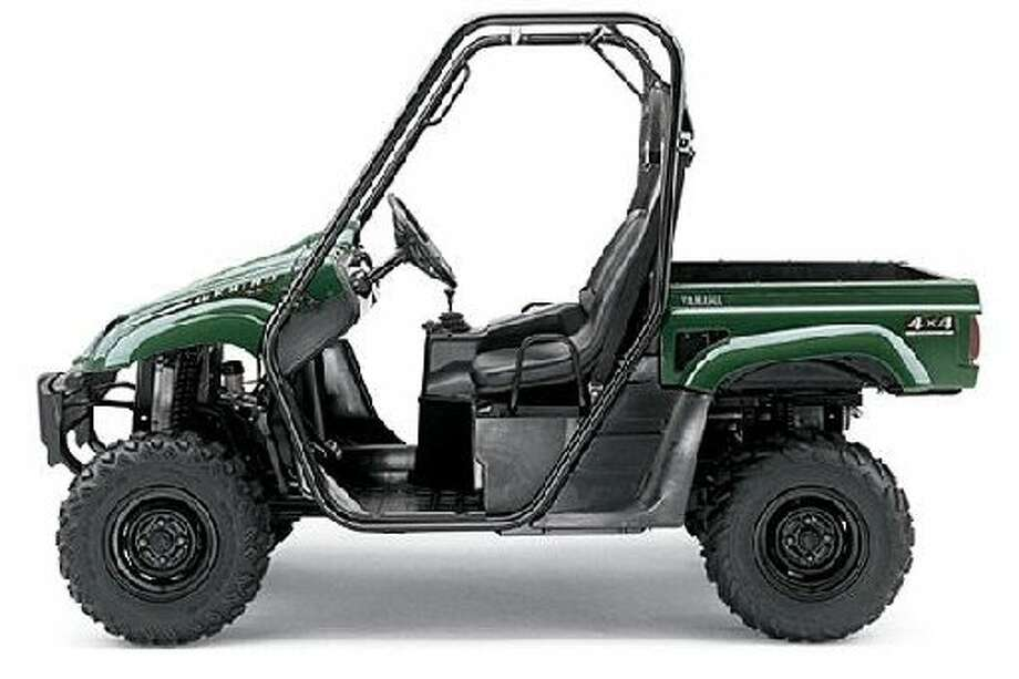 A Yamaha Rhino.  Photo courtesy of the CPSC.