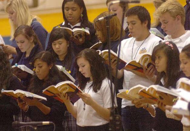 School and friends mourn, recall teen - Beaumont Enterprise