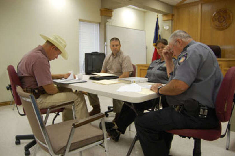 Jasper Police Department, Newton County Sheriff's Department, and Texas Rangers join as a task force