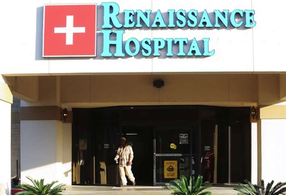 Currently in a state of chapter 11 bankruptcy since last fall, Groves' Renaissance Hospital may soon enter chapter seven then be forced to close its doors. Guiseppe Barranco/The Enterprise