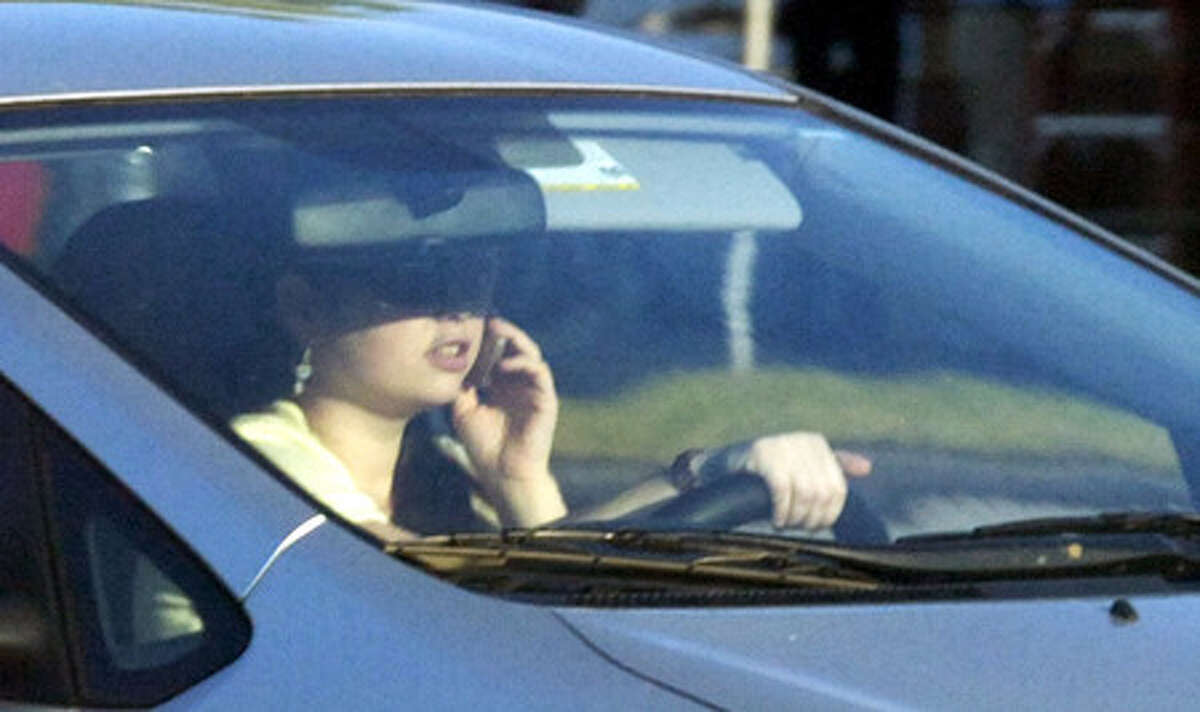 A bill before the Texas legislature would prohibit drivers from talking on a cell phone while driving through school zones. Enterprise file photo
