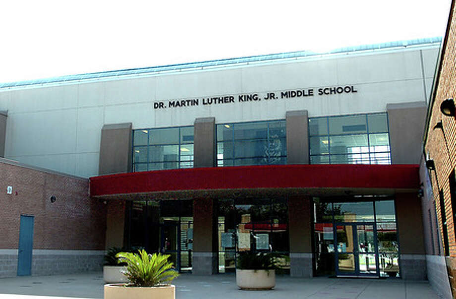 Dr. Martin Luther King, Jr. Middle School in Beaumont. Enterprise file photo