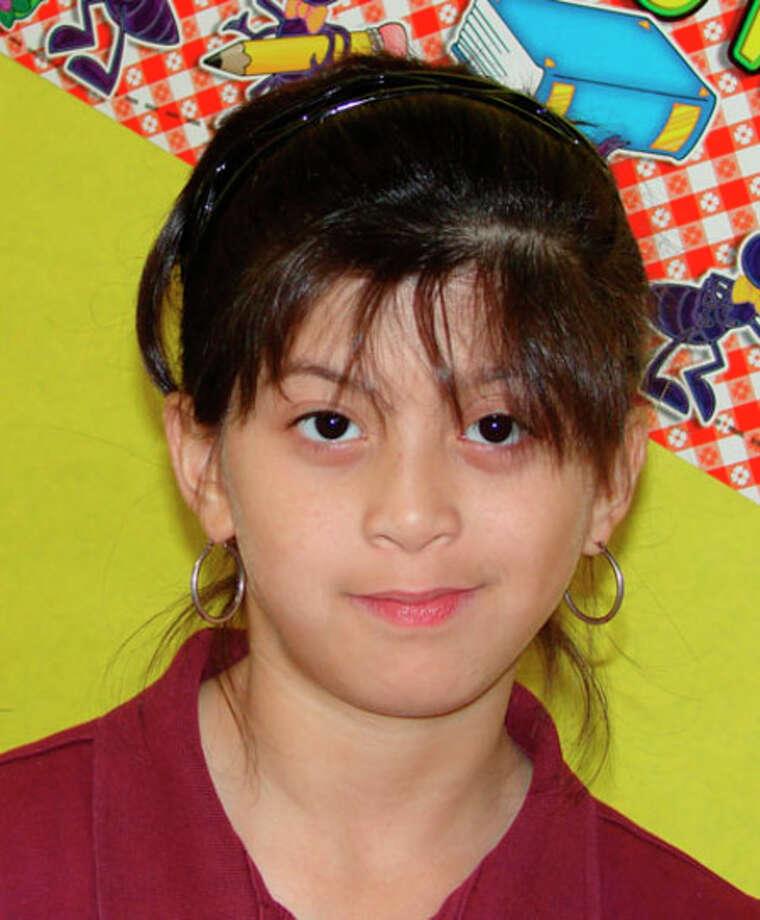 Yasmin Zavala is named student of week at Rowe Intermediate.