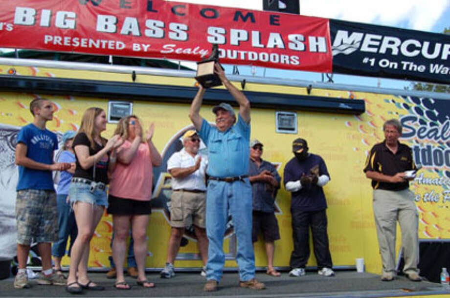 History was made at the MILLION dollar 25th Anniversary McDonalds Big Bass Splash!  Larry McNeese of College Station, TX championed the event winning more than $250,000 in cash and prizes!