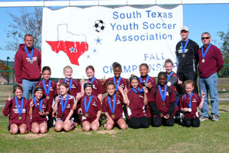 The Girls U-12 Jasper Twisters Soccer Club Team brought home the first place trophy from the Space City Invitational Soccer Tournament held in League City on March 21 and 22,  having previously won first place at the Fusion Heatwave Soccer Tournament held in Sugarland on Feb. 7 and 8, 2009, second place at the STYSA Eastern Division State playoffs held in Friendswood on Dec. 13 and 14, 2008, and first place at the Cabosa Classic Soccer Tournament held in Shreveport, Louisiana on Oct. 18 and 19, 2008.  The team is coached by Kirk Richardson, Chris Carter, Robbie Lovett and Daniel Zavalla.  Team members who participated in one or more tournaments include Walker-Ann Wilson, Maggie Seale, Skylin Tyler, Alex Richardson, Lauren McFatter, Pam McFarland, Elisha Lovett, Chelsea Horn, Kylie Hilderbrand, Catherine Golden, Hunter Eubanks, Marissa Durand, Emmalee Carter, Laura Bolton and Maci Allee.