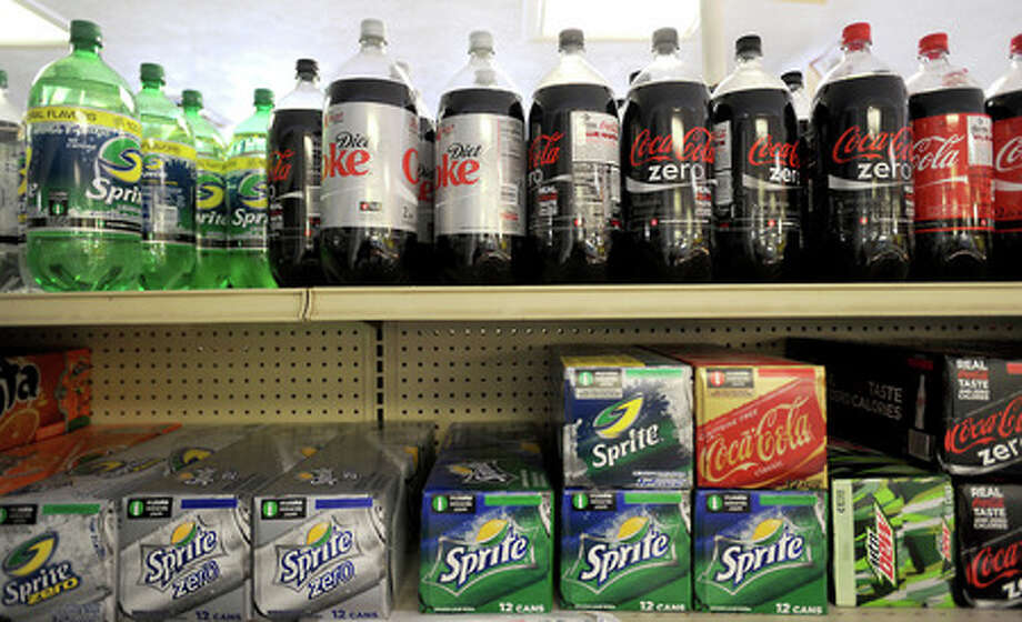 The federal government is considering a three cent tax on soft drinks to offset medical cost. Tammy McKinley, The Enterprise