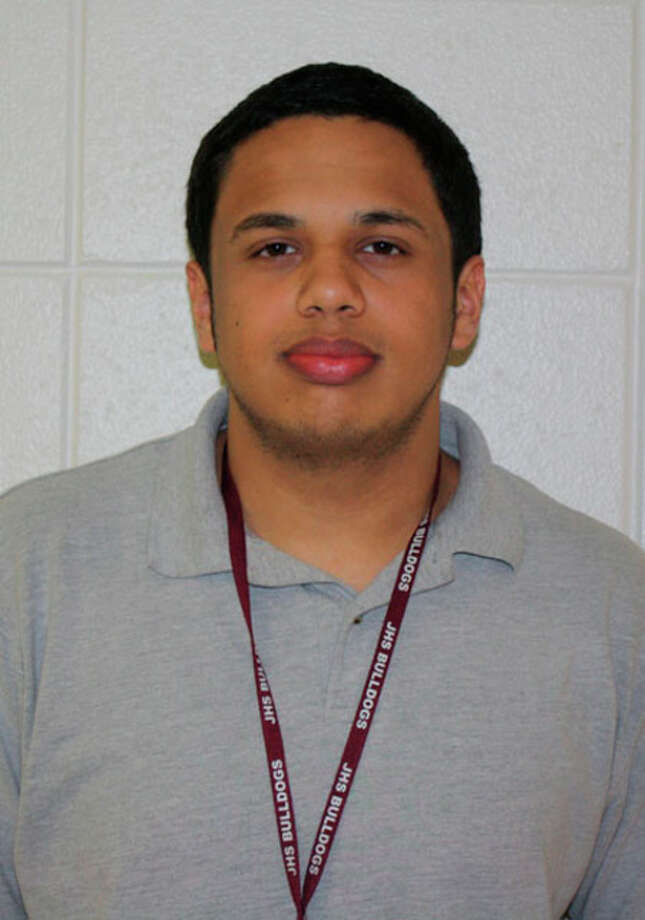 Victor Mijares has been selected as Student of the Week for the week for Jasper High School