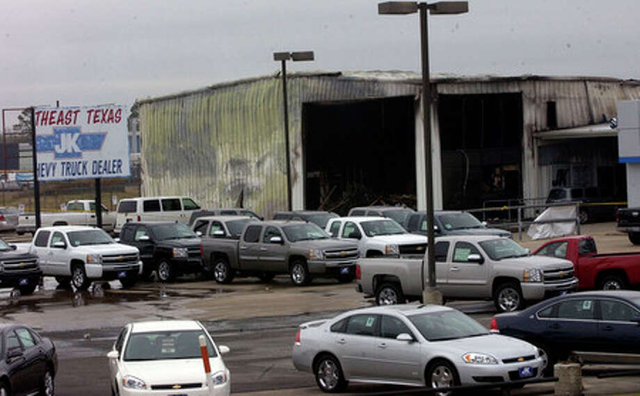 Firefighters Battled Blaze For Hours At Local Dealership Sunday