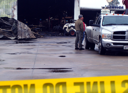 ATF helps in JK Chevrolet fire investigation Beaumont