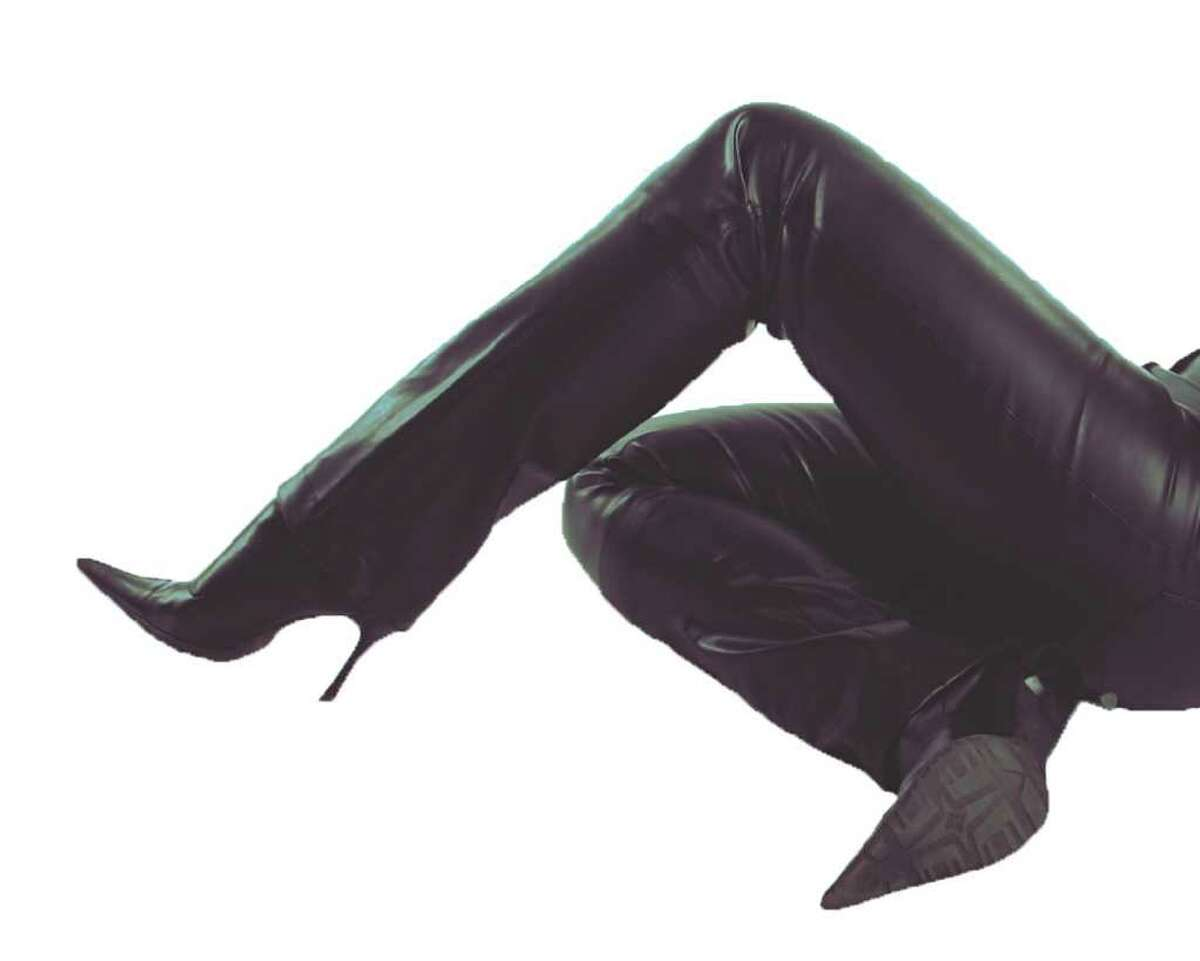 Q : If elected, will you continue to wear your famous leather pants? ML: Only by popular demand.