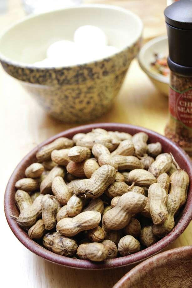 (Suzanne Kawola/Life@Home) Boiled Peanuts