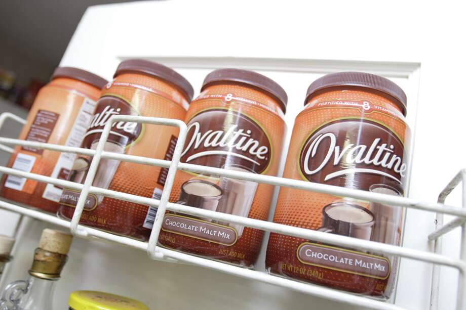 (Suzanne Kawola/Life@Home) Chef Custer loves Ovaltine
