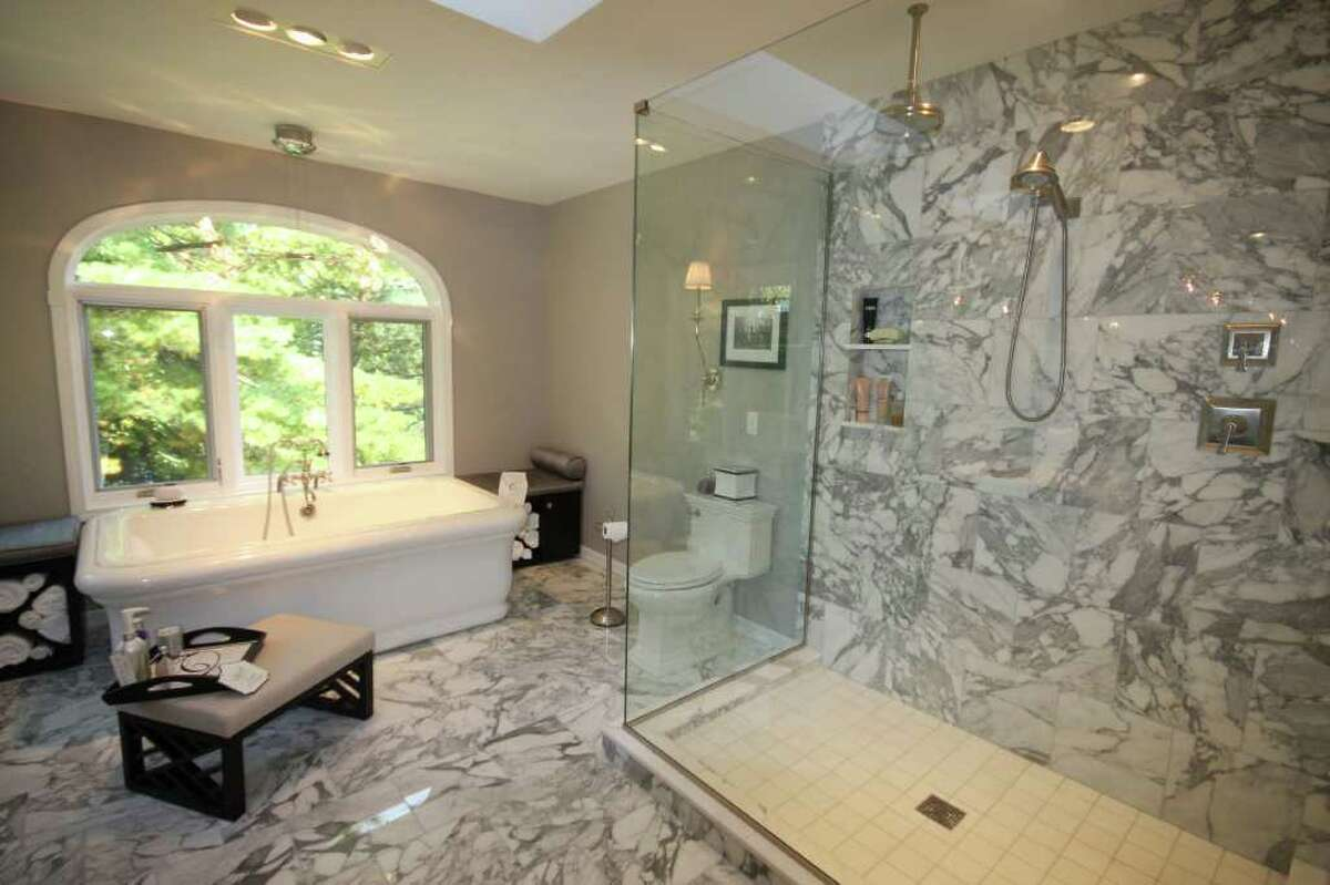 (Colleen Ingerto/Life@Home) After: New glass shower area