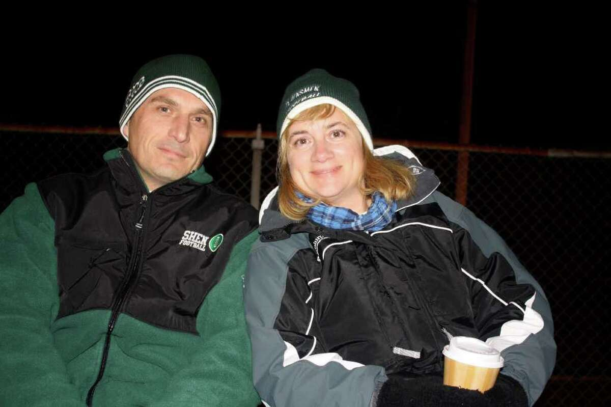 Were you seen at Shenendehowa vs. Ballston Spa?