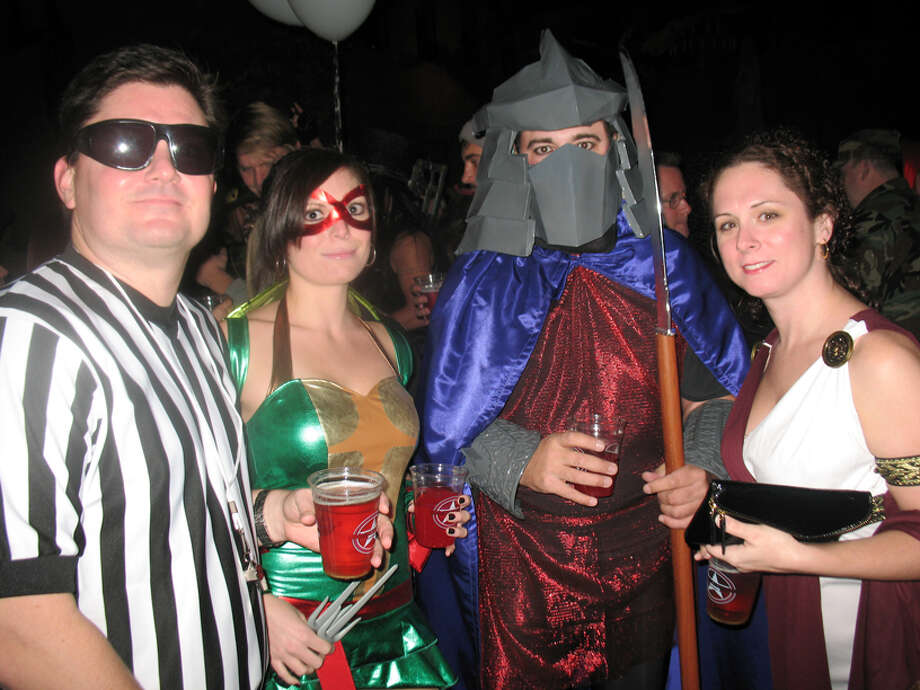 Were you seen at Lark Street BID Halloween Party at Washington Park Lakehouse? Photo: Brian Tromans