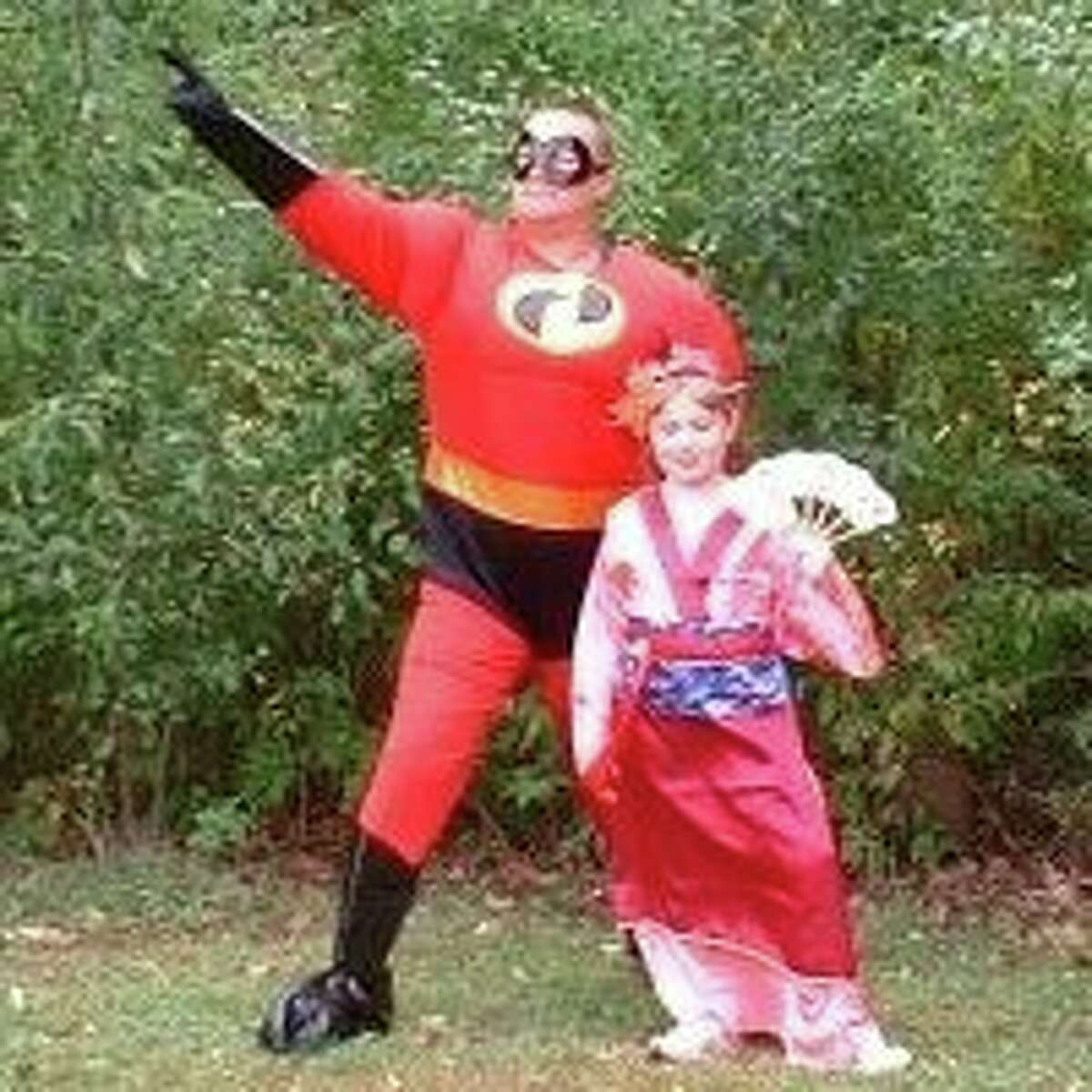 Were you seen at Halloween costumes on Times Union's Facebook page?