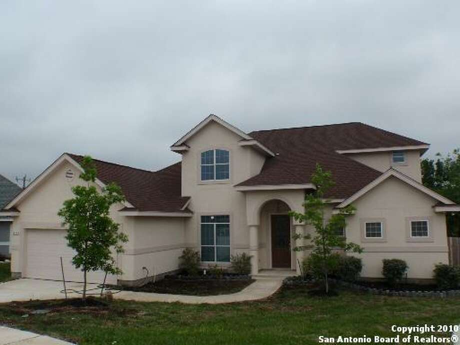 Two-story, 3-year-old home in the Hidden Woods Estates subdivision, owned by Sami and Samia Shahin.